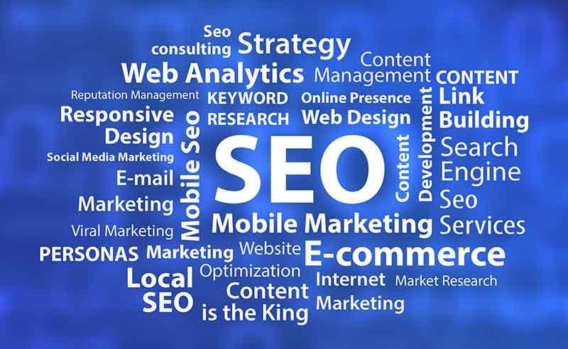SEO Suchmaschinen Optimierung Webanalyse